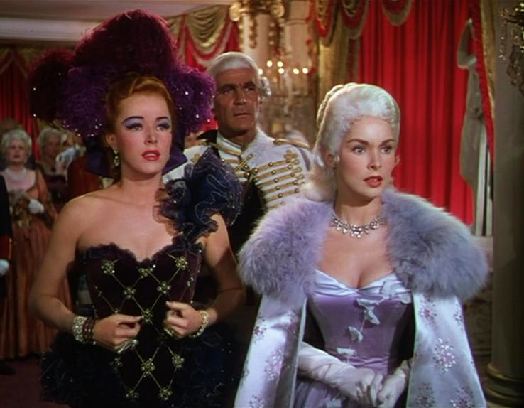 Image result for eleanor parker costume in scaramouche
