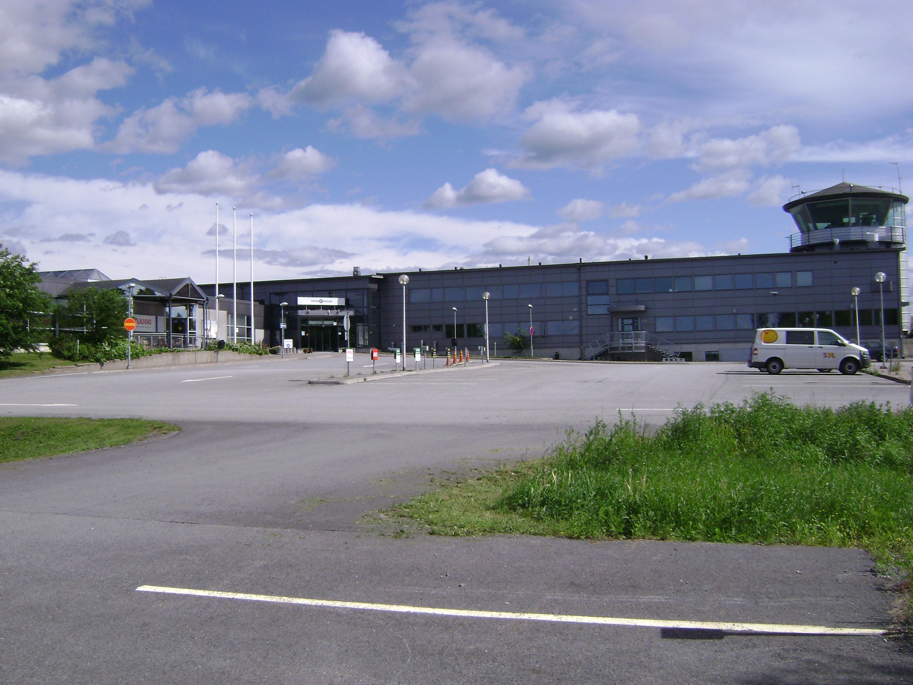 塞伊奈约基机场