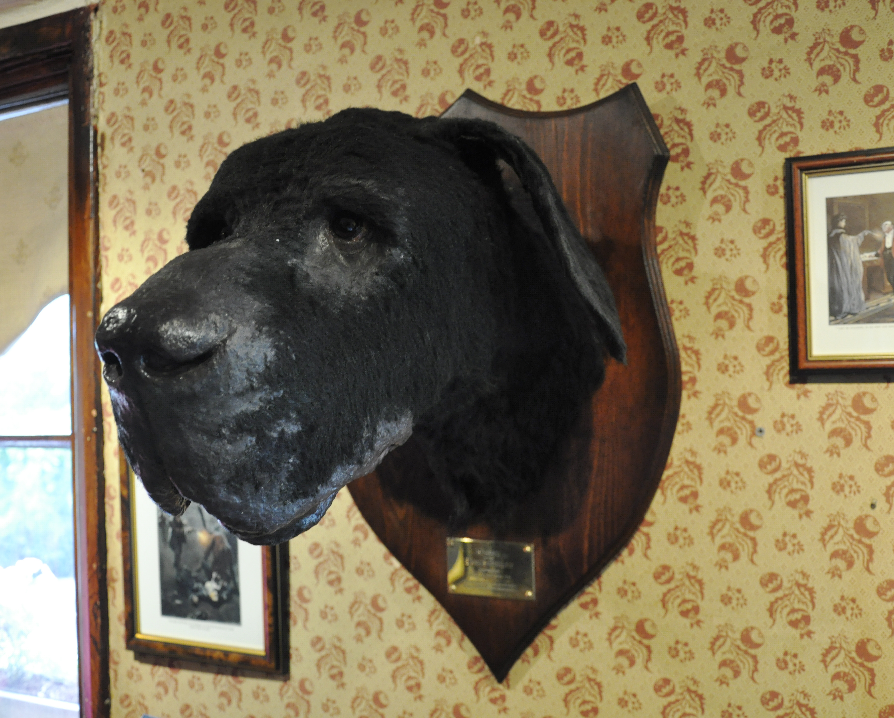 Sherlock holmes museum the hound of the baskervilles