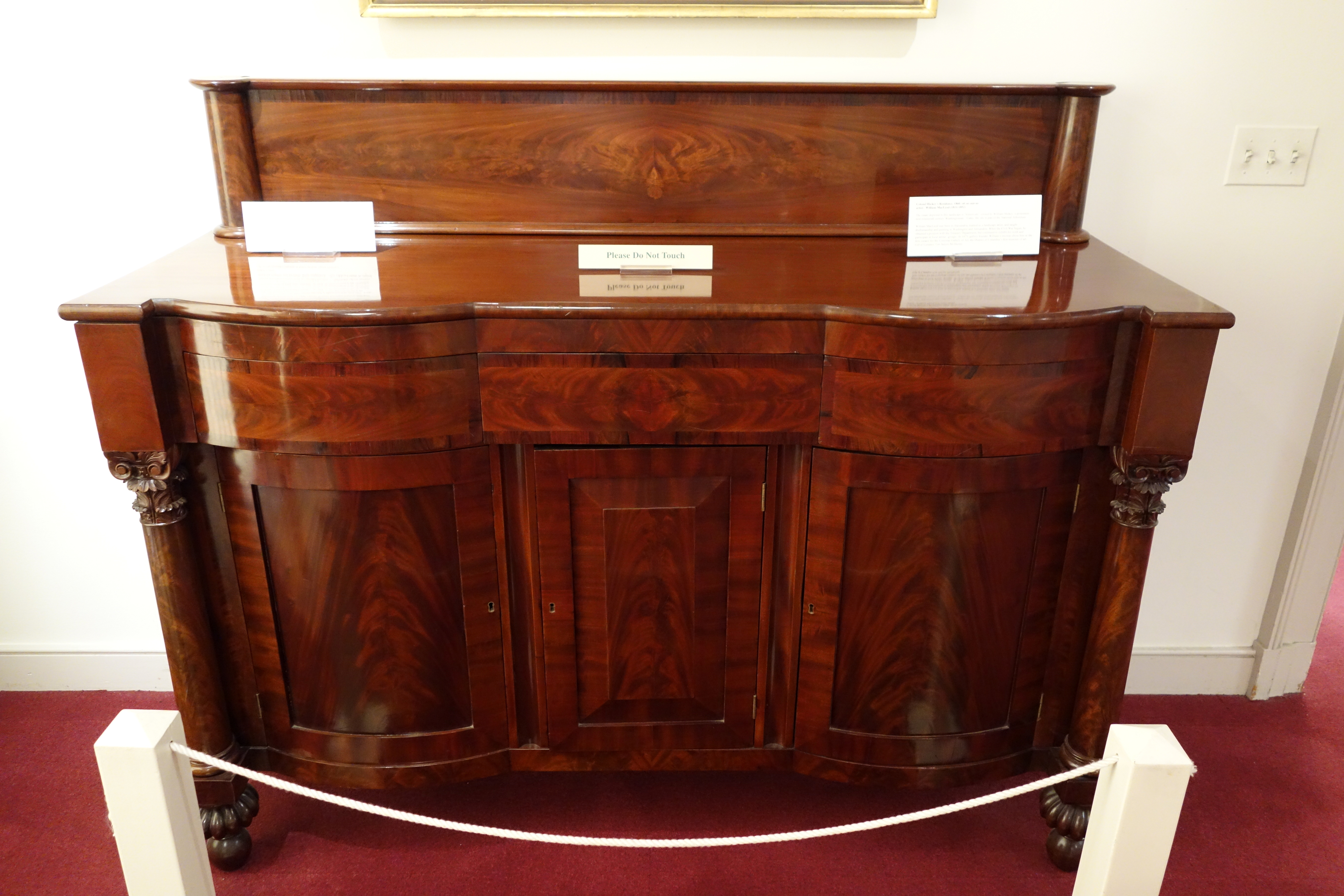 File sideboard in neoclassical style charles koones for Furniture styles wiki