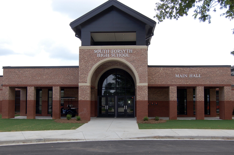 South Forsyth High School - Wikipedia