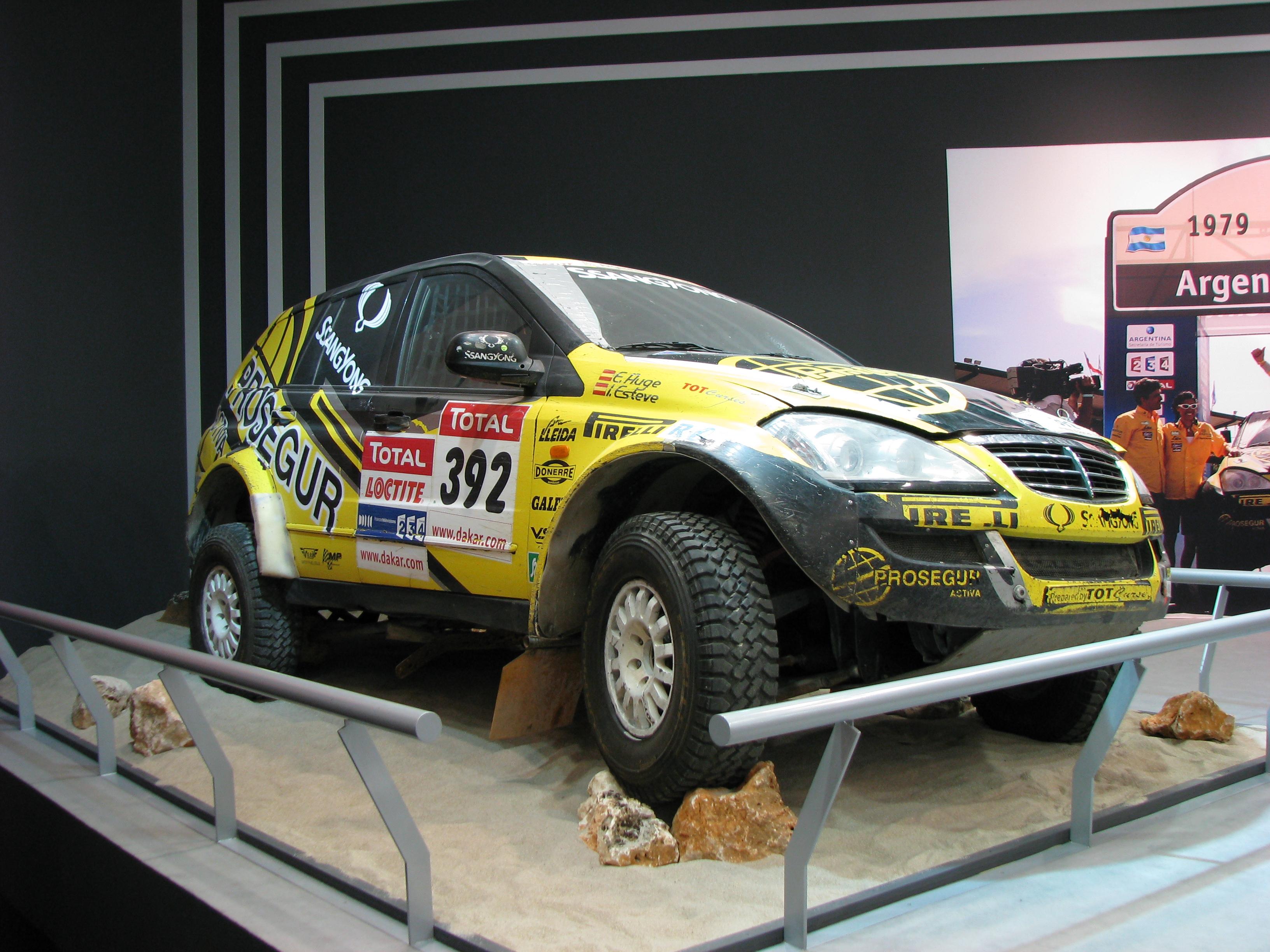File Ssangyong Kyron Dakar 2009 Isidre Esteve02 Jpg