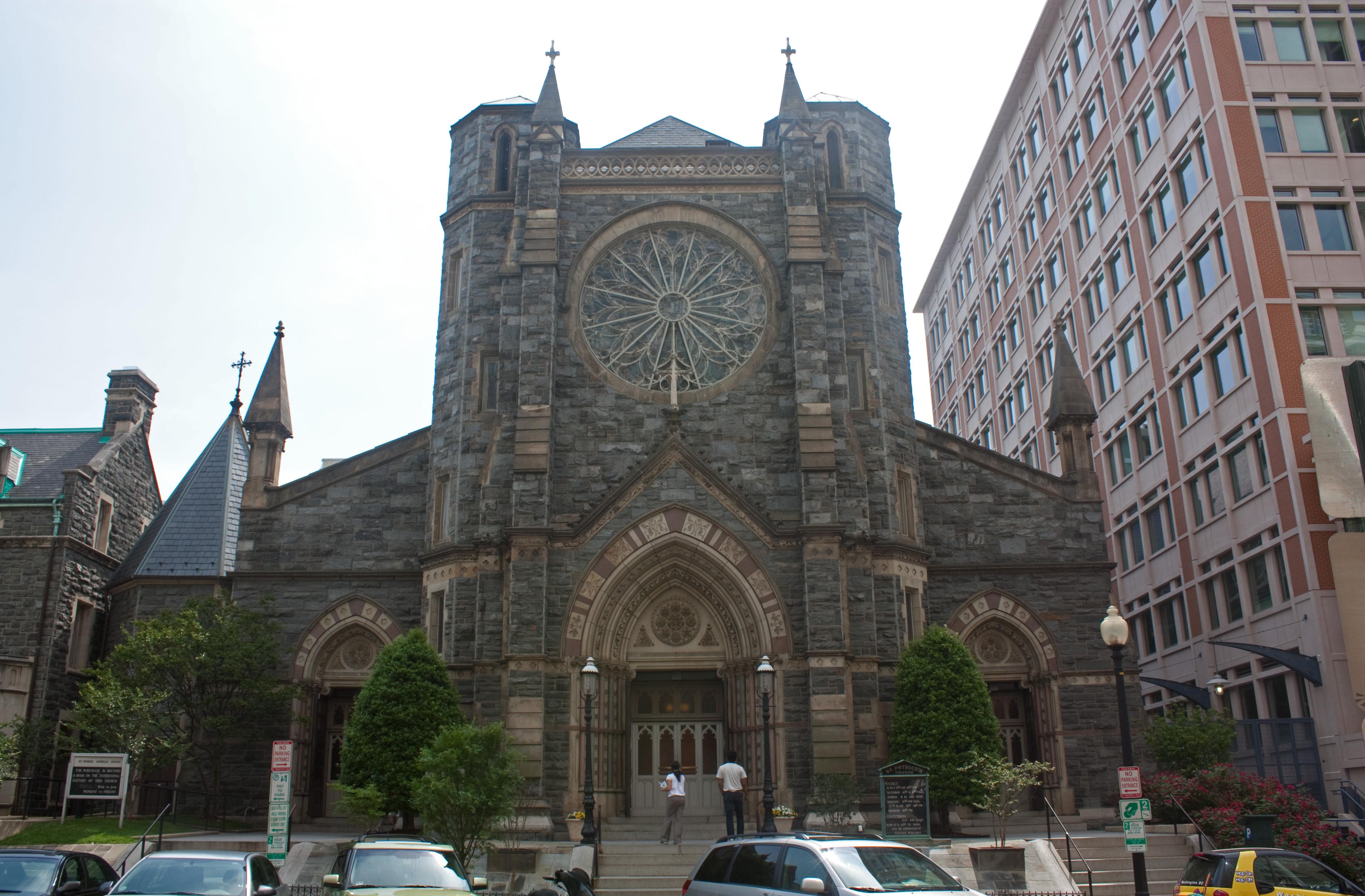 Washingtin DC for St. patrick's Day