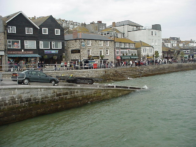 St Ives Harbour, St Ives, Cornwall - geograph.org.uk - 90122