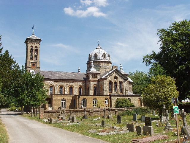 St James Church, Gerrards Cross - geograph.org.uk - 21046