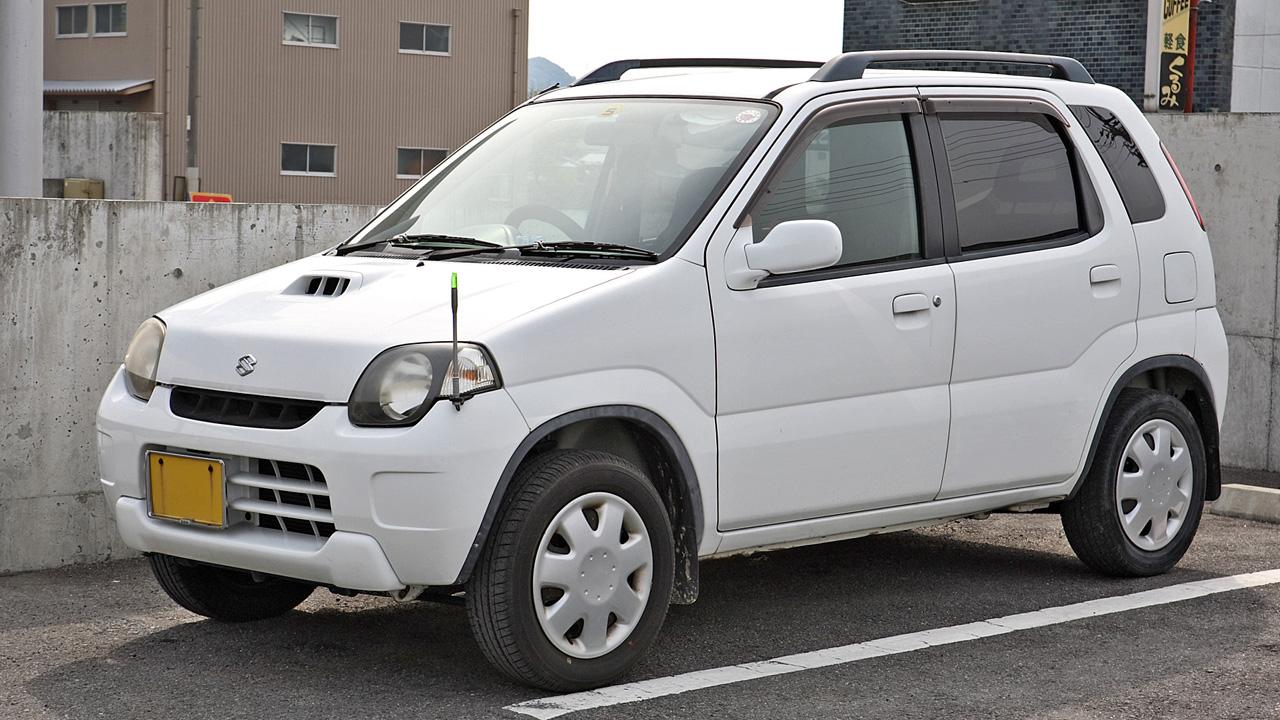 Suzuki R Kei Sliding Door