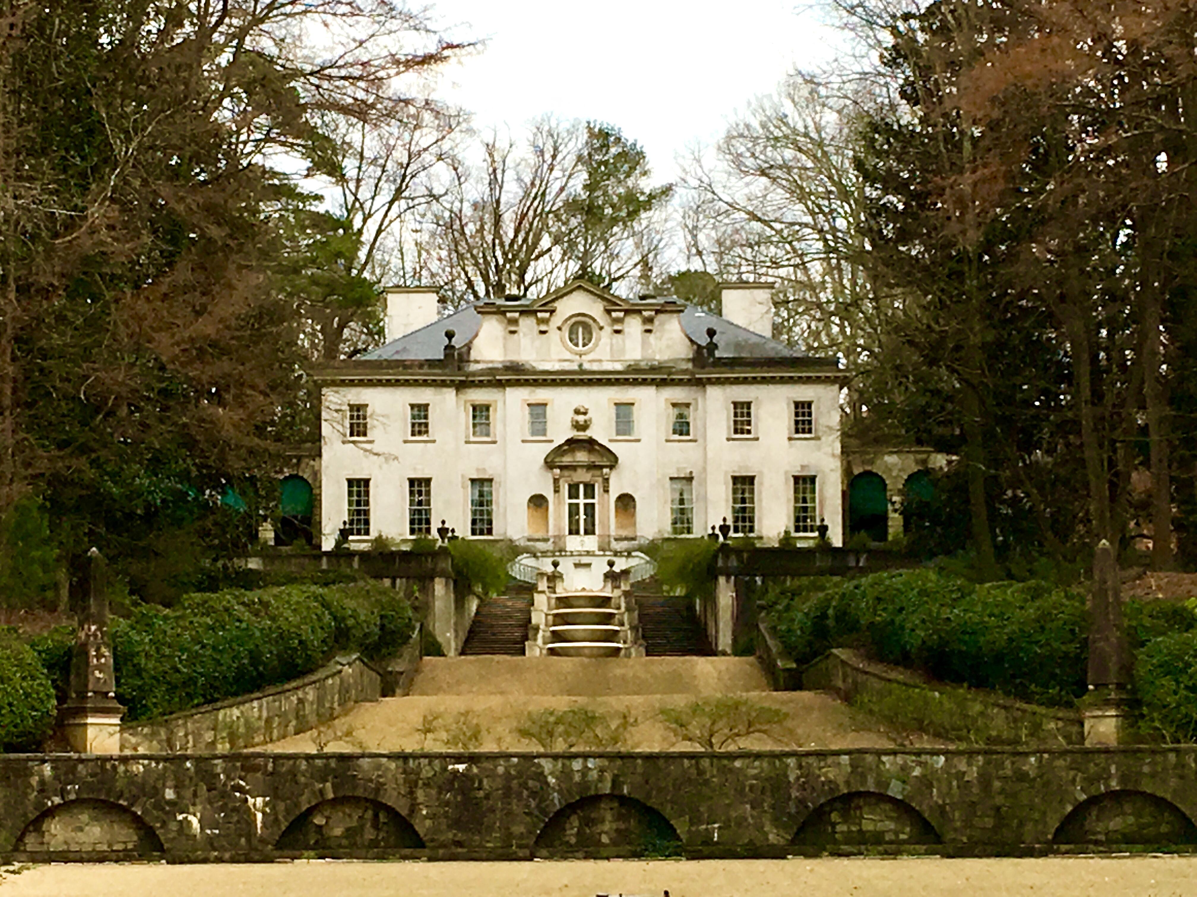 Swan House Atlanta Rental