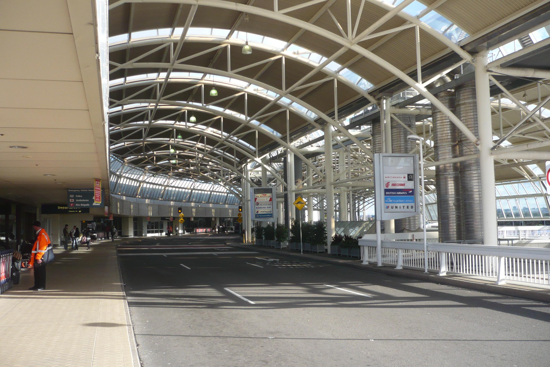 sydney airport - photo #39