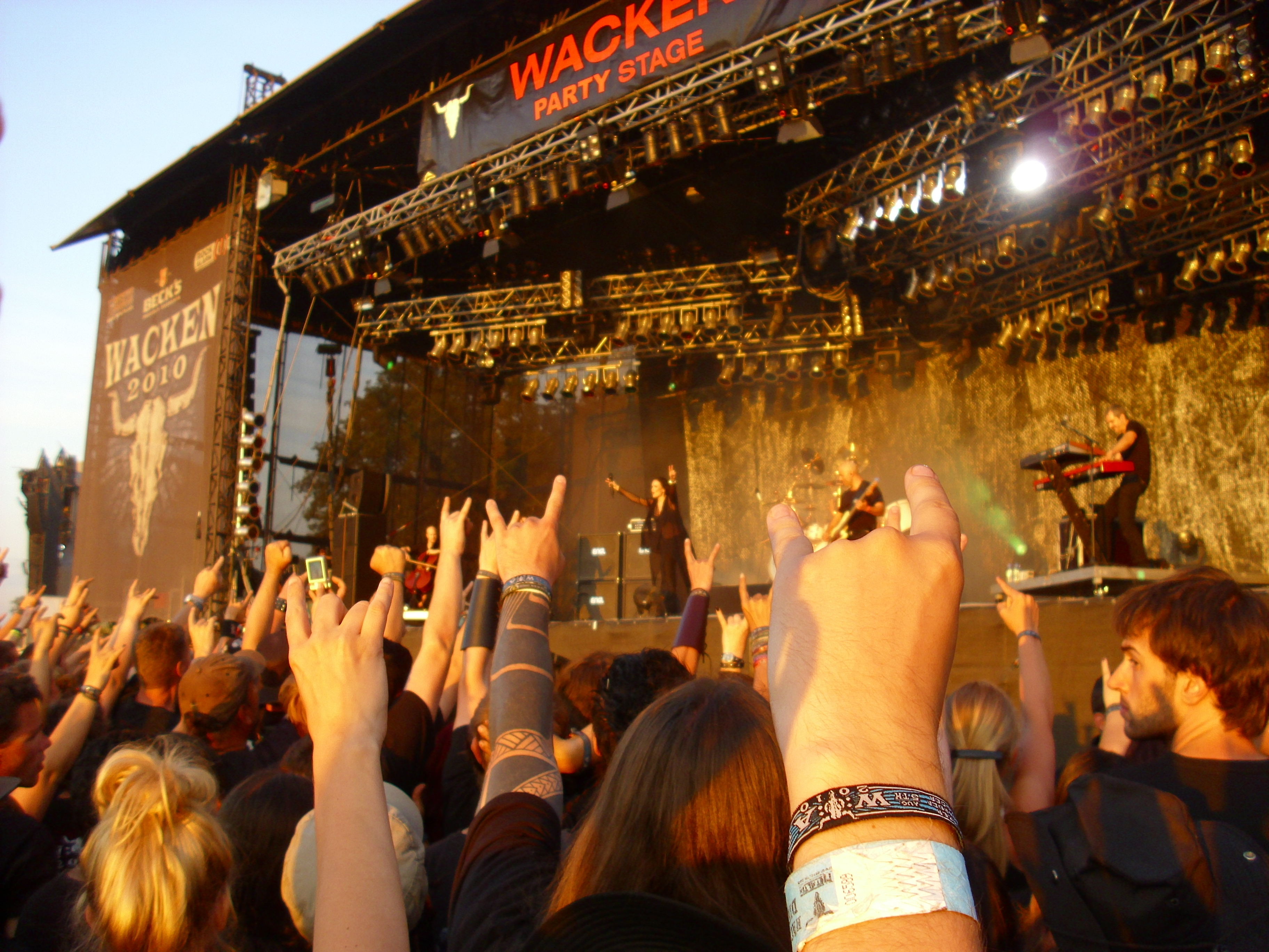 Wacken open air 2010 by ceciliawemgard