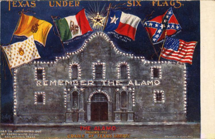 File Texas Under Six Flags Alamo San Antonio Texas Jpg