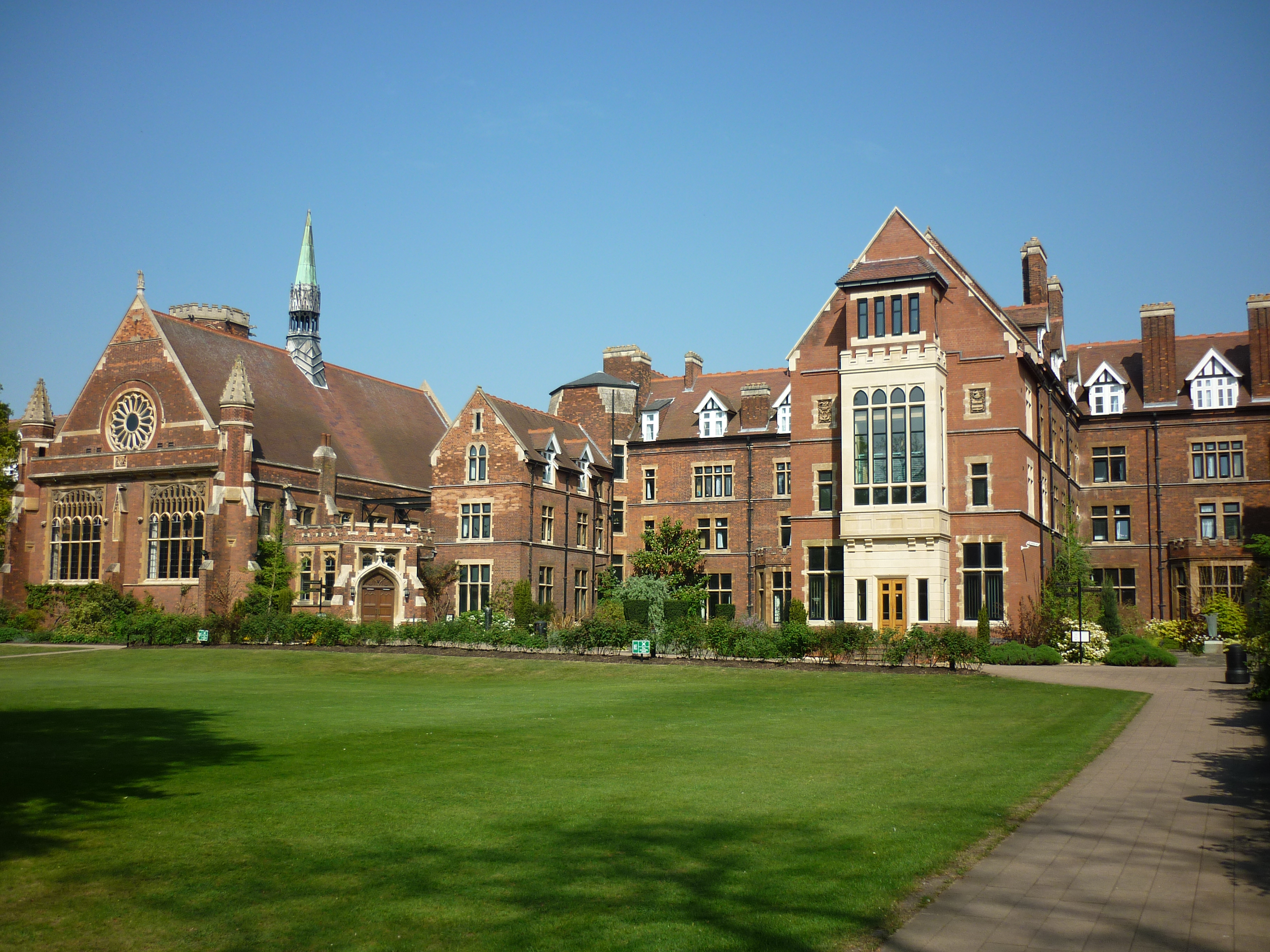 File The Cavendish Building Cambridge Homerton College