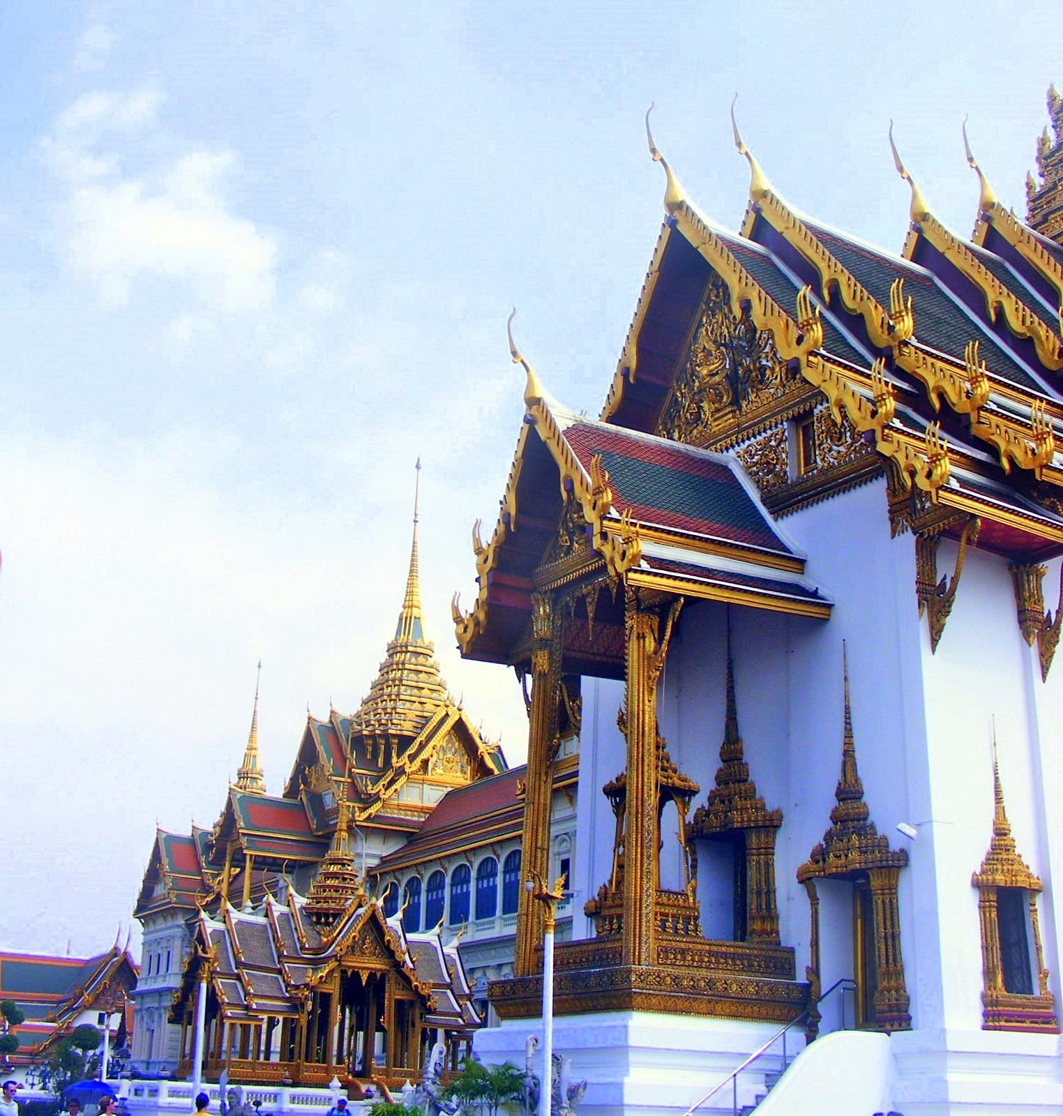 Bangkok Grand Palace - Thailand