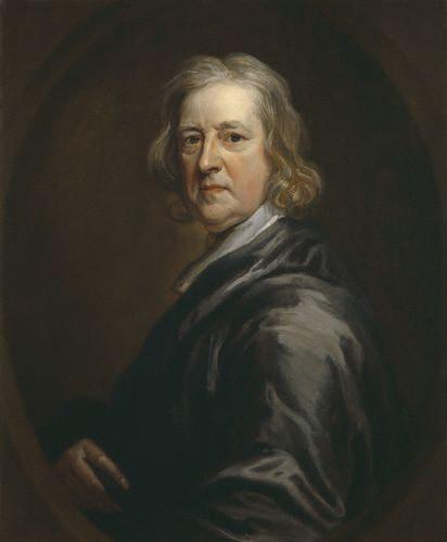Thomas Papillon, 1698 portrait by [[Godfrey Kneller
