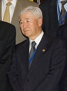 Japanese economist and banker