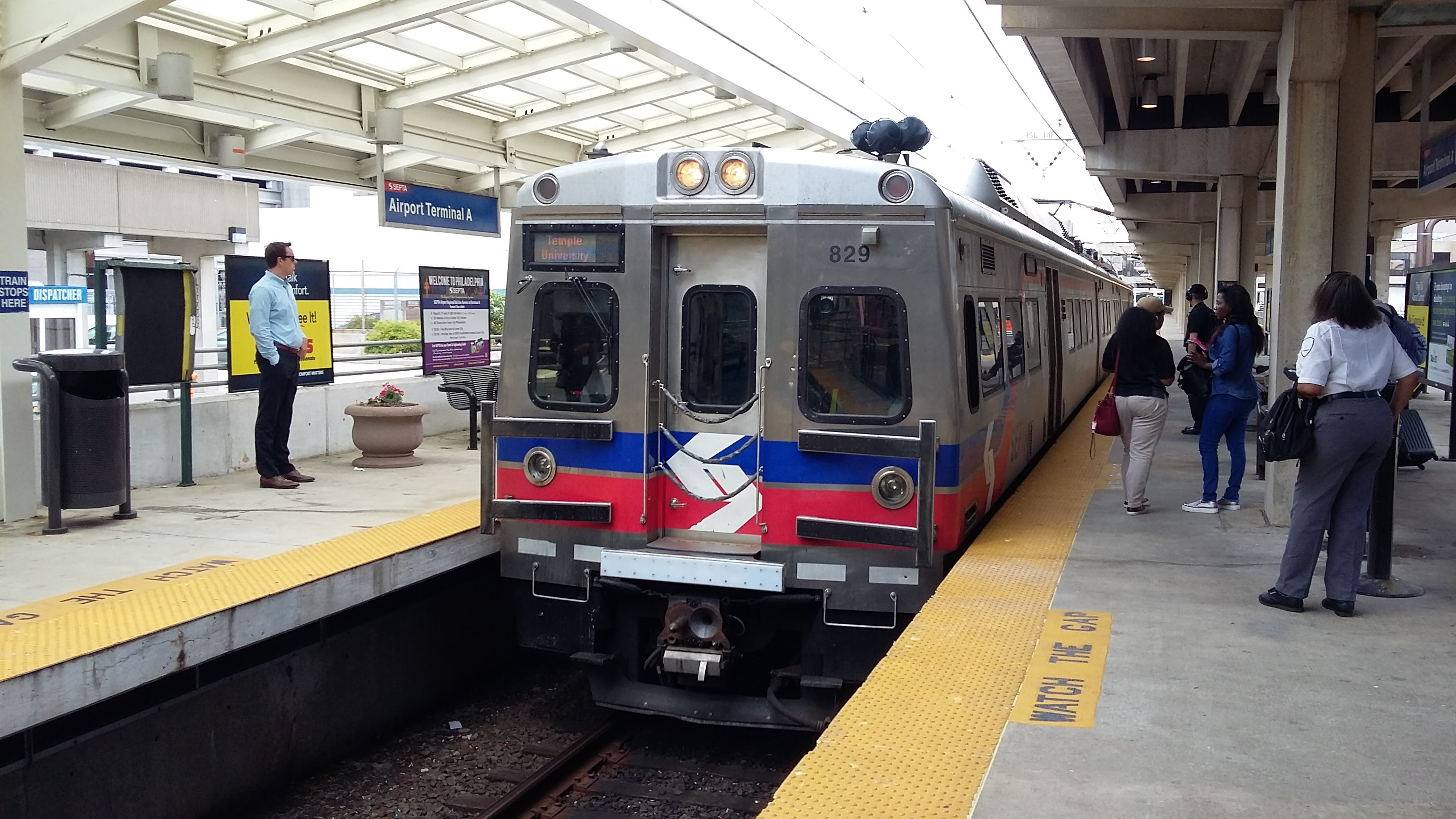 Philadelphia Subway Map Patco.Airport Line Septa Wikipedia