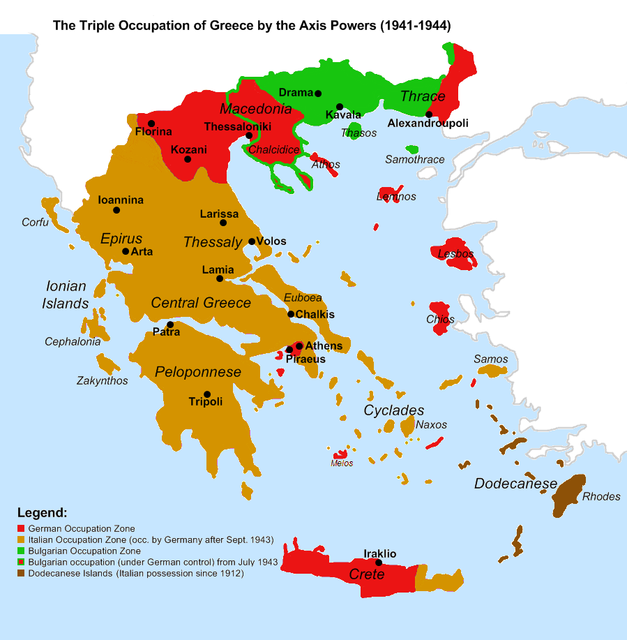 Axis occupation of greece wikipedia gumiabroncs Choice Image