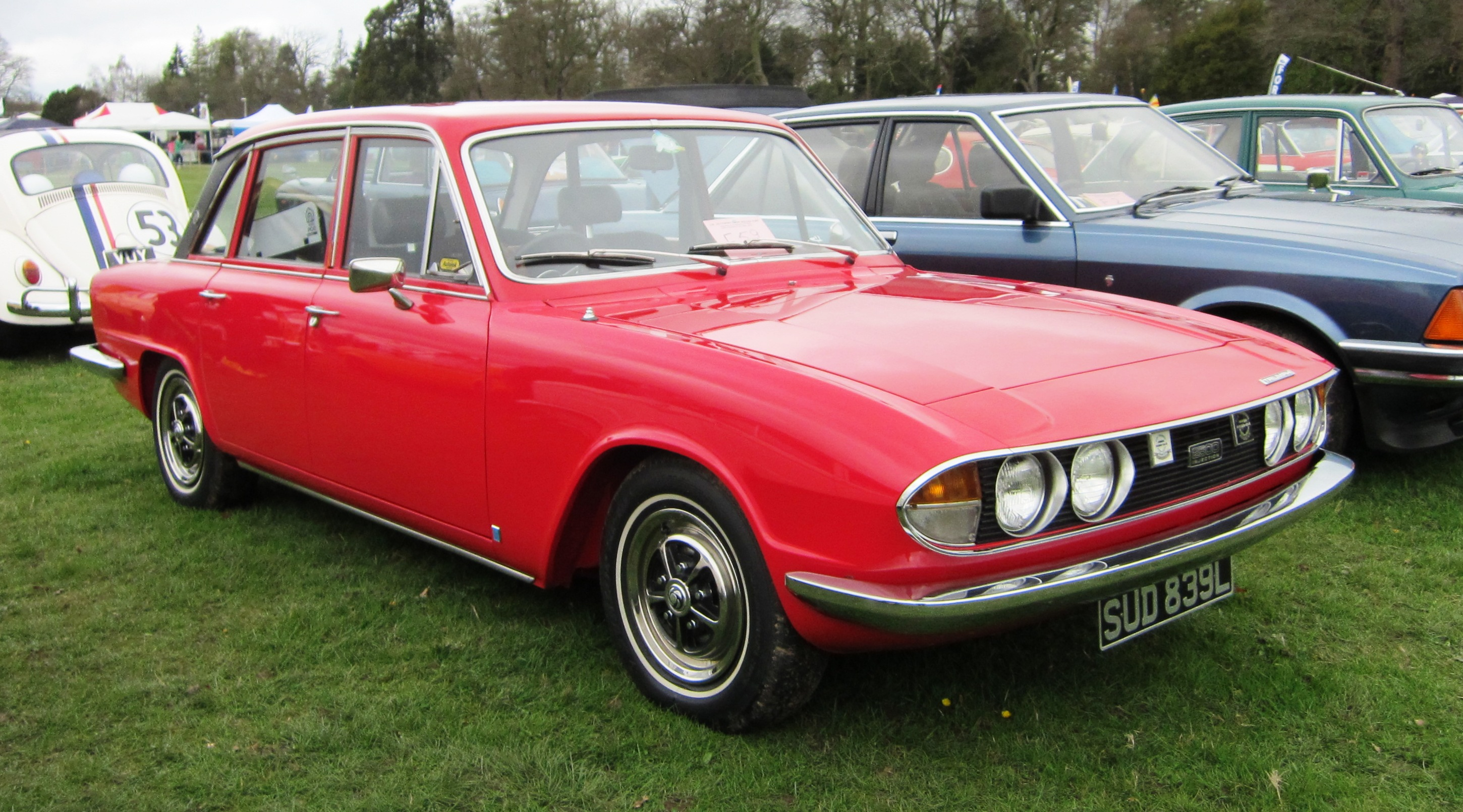 File:Triumph 2500 PI Mk 2 first reg May 1973 2498cc.JPG - Wikimedia ...