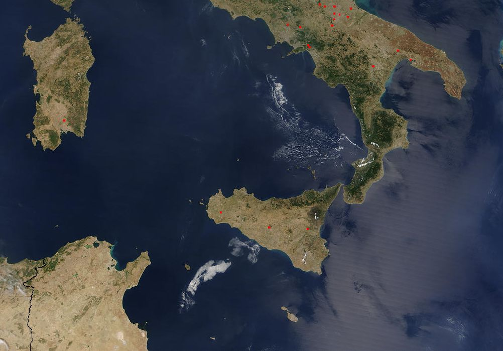 List Of Islands In The Mediterranean Wikiwand