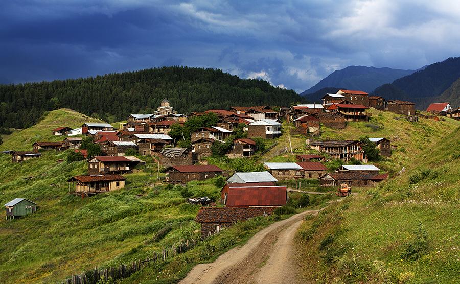 Shenaqo in Tusheti