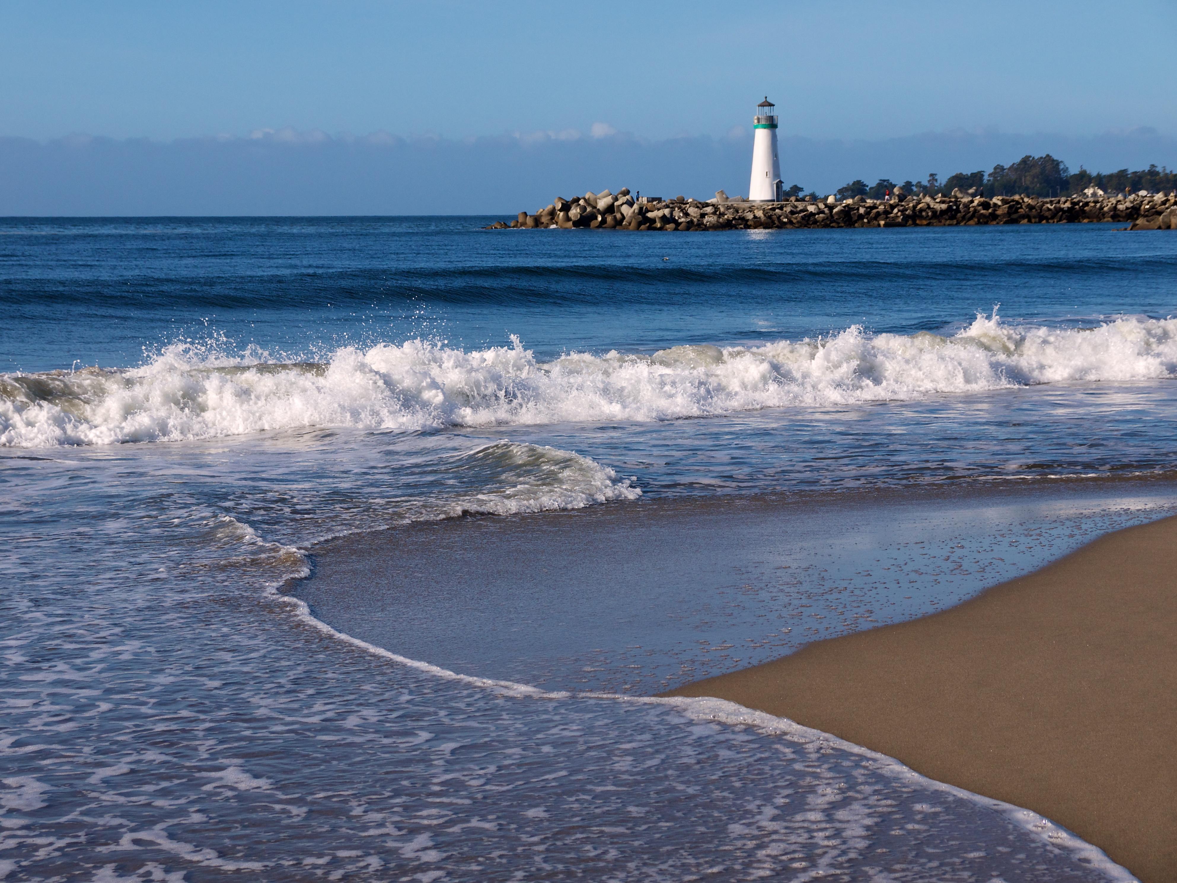 Lighthouse Beach Ca