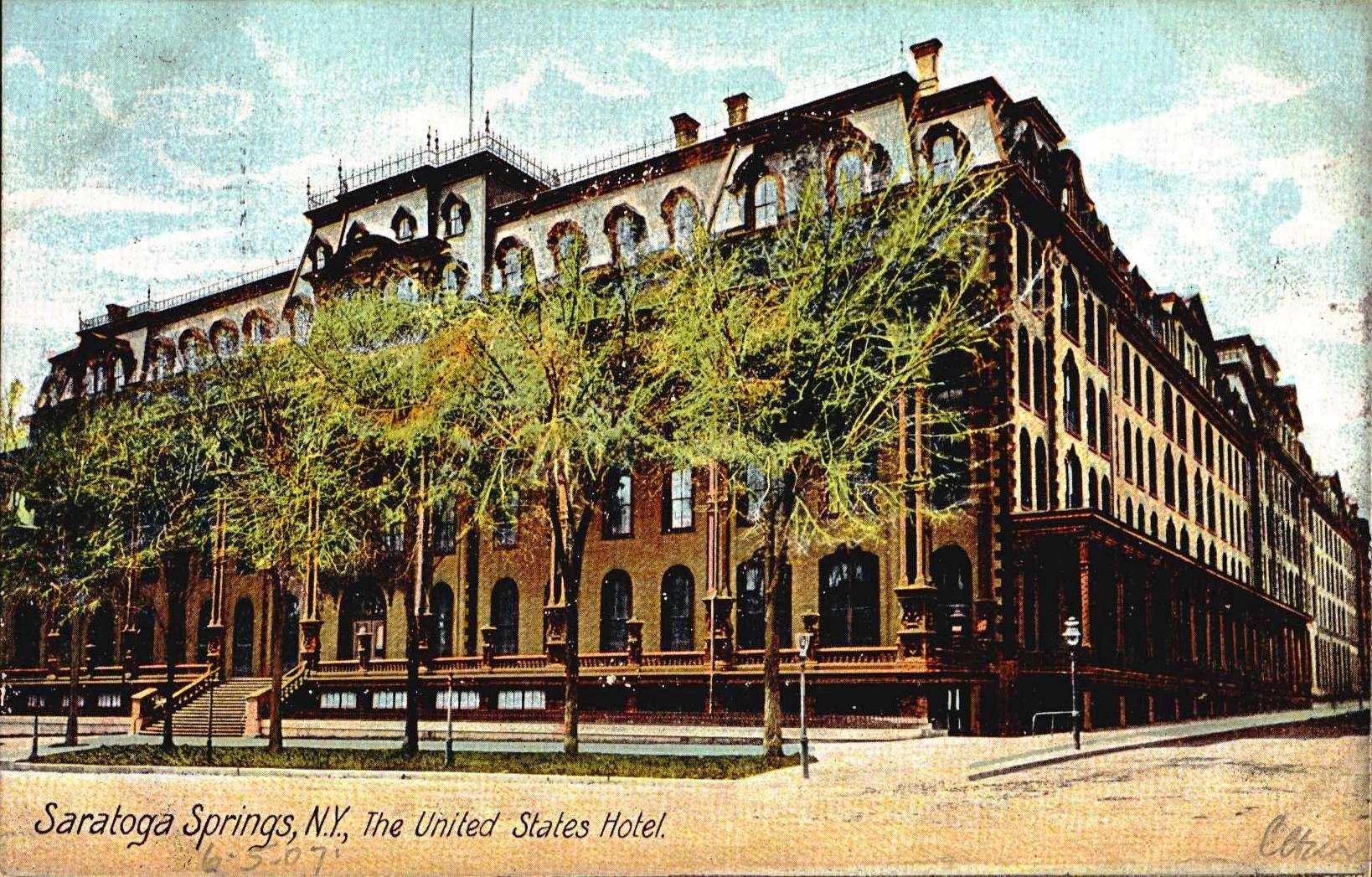 File ushotelsaratogasprings jpg wikimedia commons for Saratoga springs hotels ny