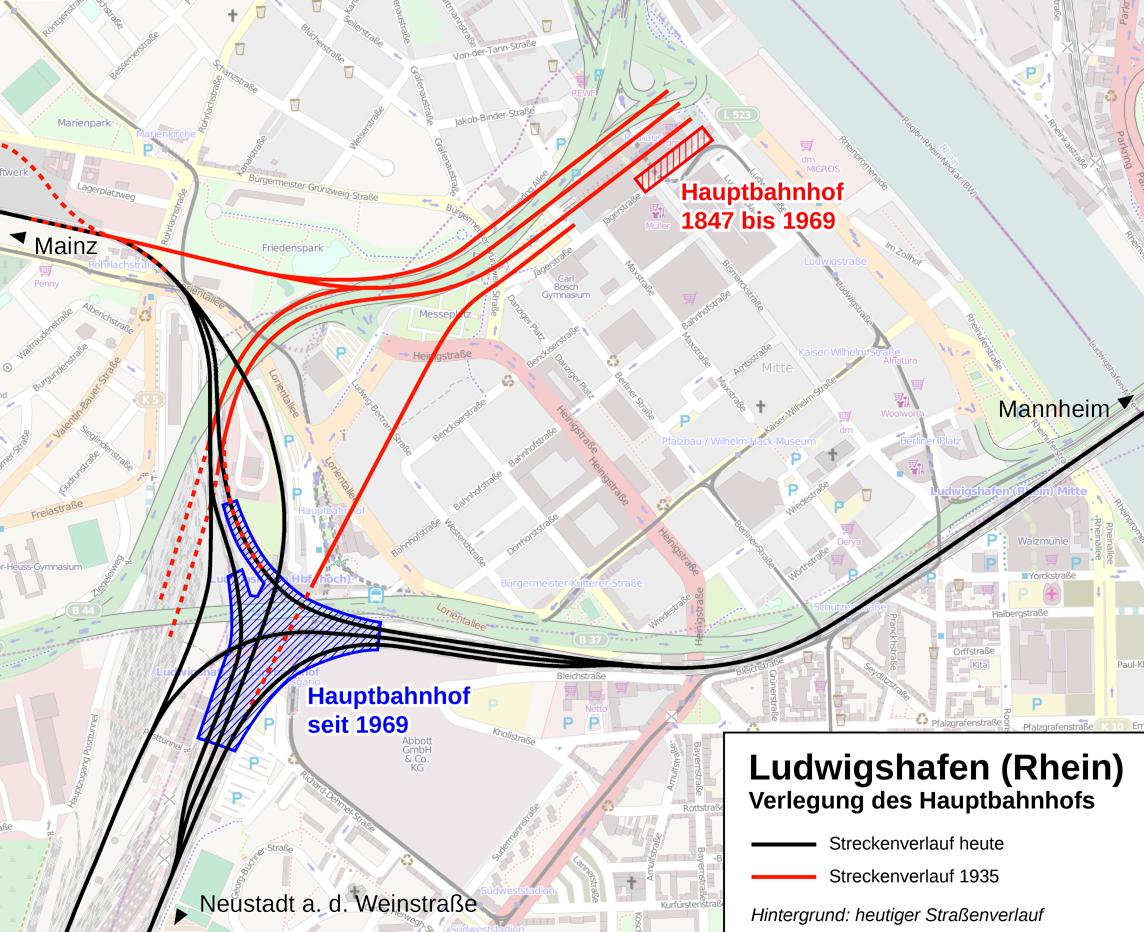 Ludwigshafen German Genealogy