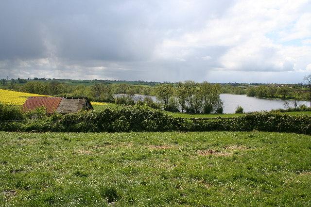 View of Saddington Reservoir - geograph.org.uk - 94865