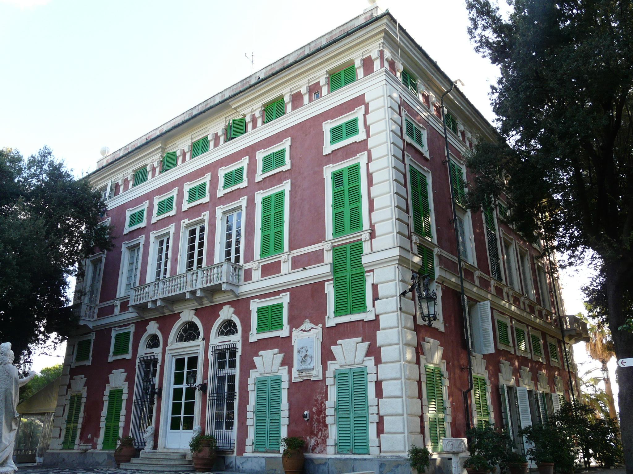 Villa Durazzo Pallavicini Santa Margherita