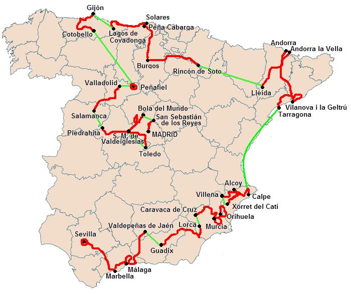 Vuelta De Espana