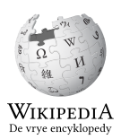 Dutch Low Saxon Wikipedia logo