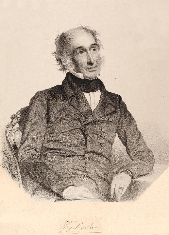 Resultado de imagem para William Jackson Hooker