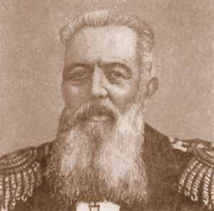 Василий Степанович Завойко в последние годы жизни