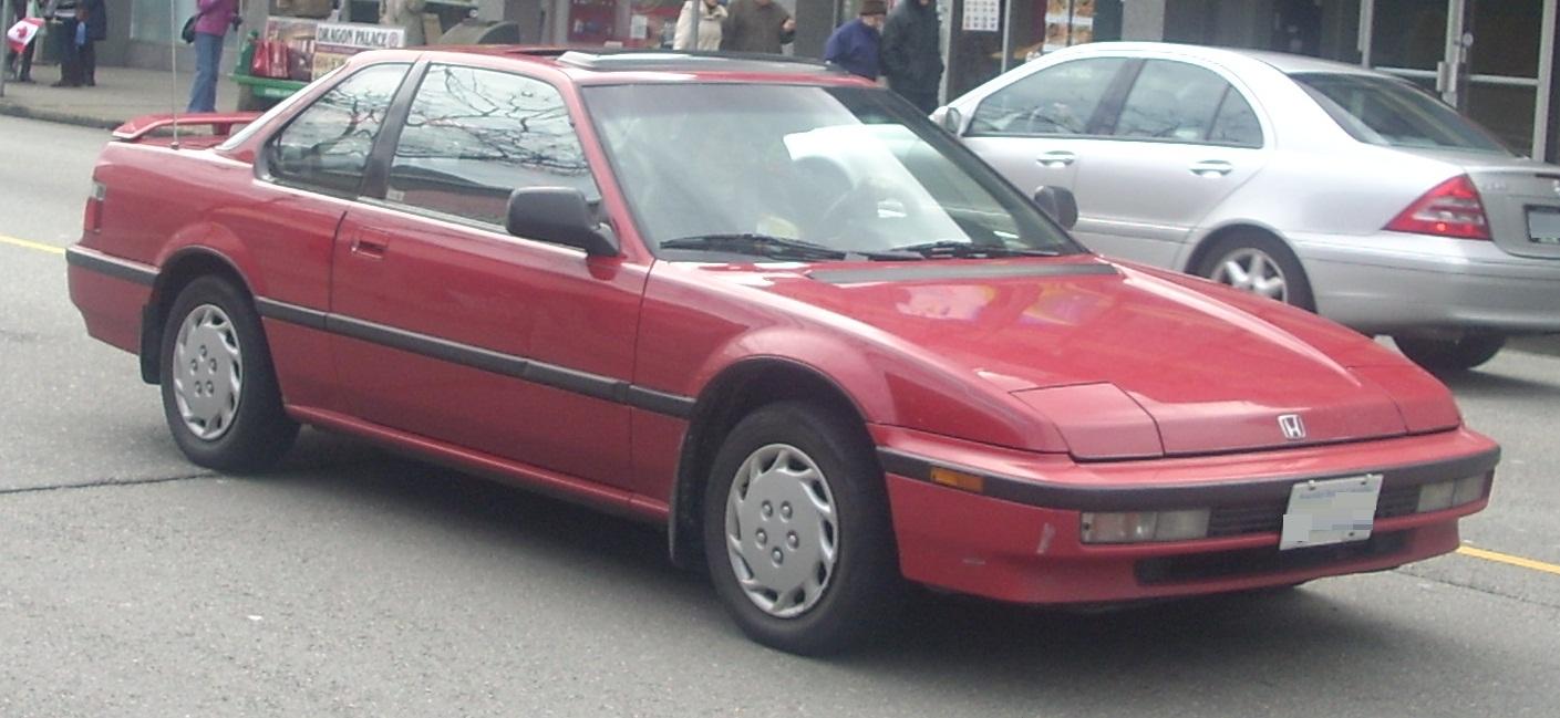 File:'90-'91 Honda Prelude.jpg - Wikimedia Commons
