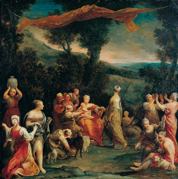 Famous Art Paintings Heaven