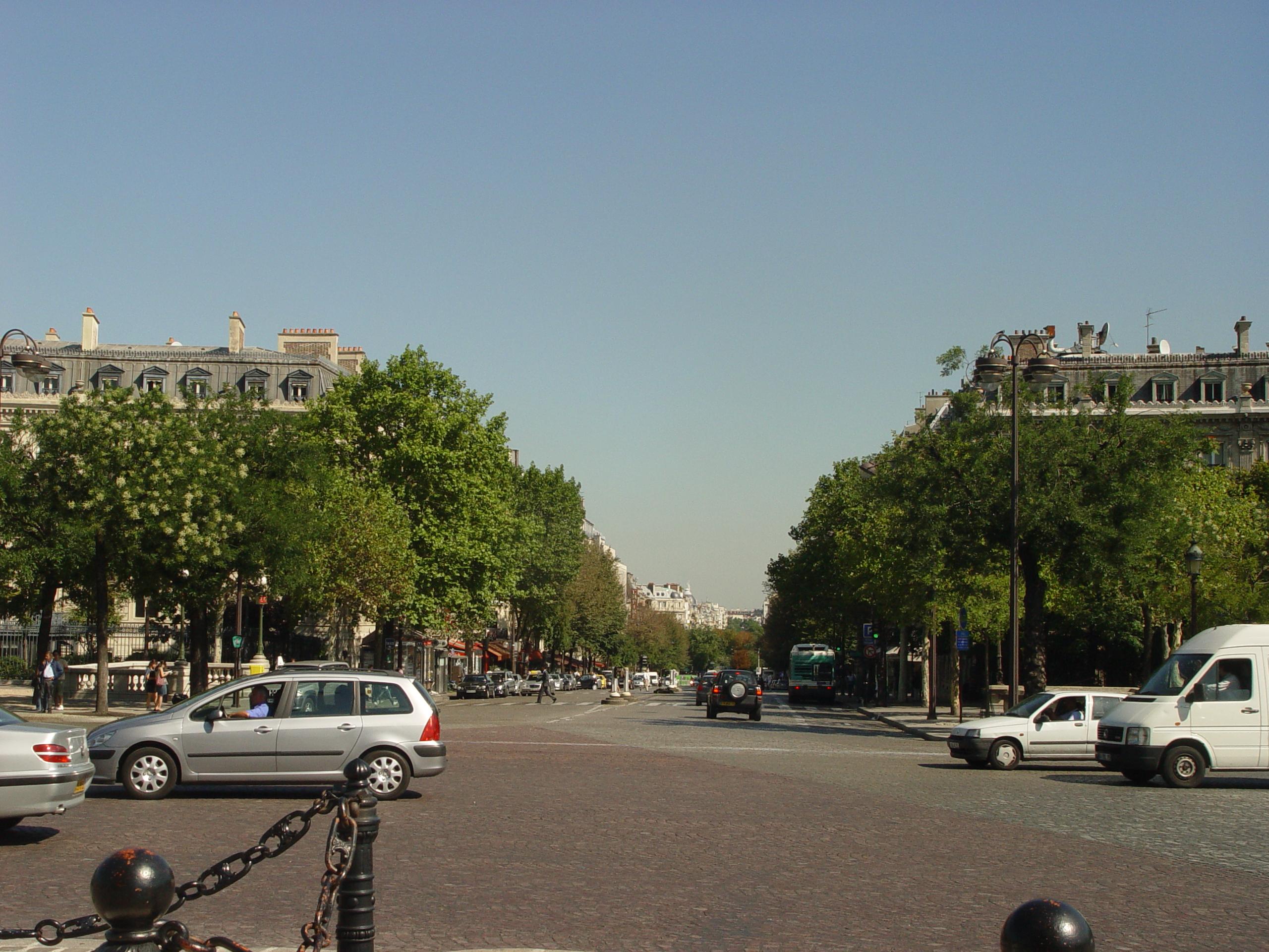 独自浪漫——巴黎  World Trave...欧美