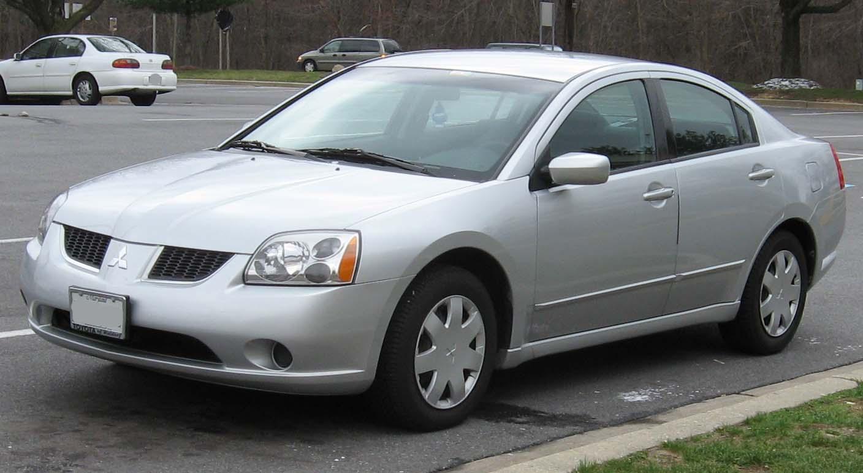 Mitsubishi Galant - Wikiwand