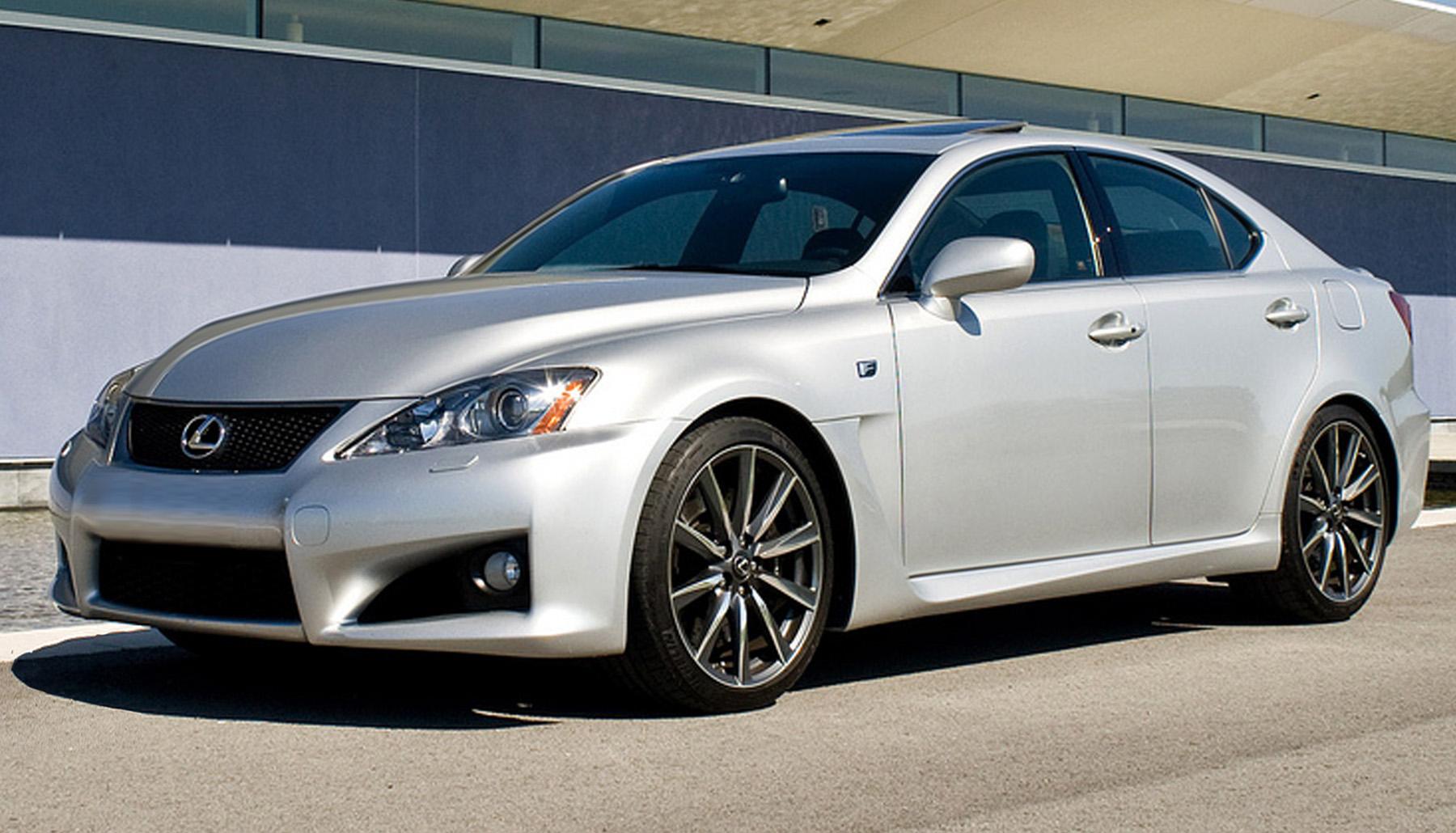 Lexus IS-F – Wikipedia