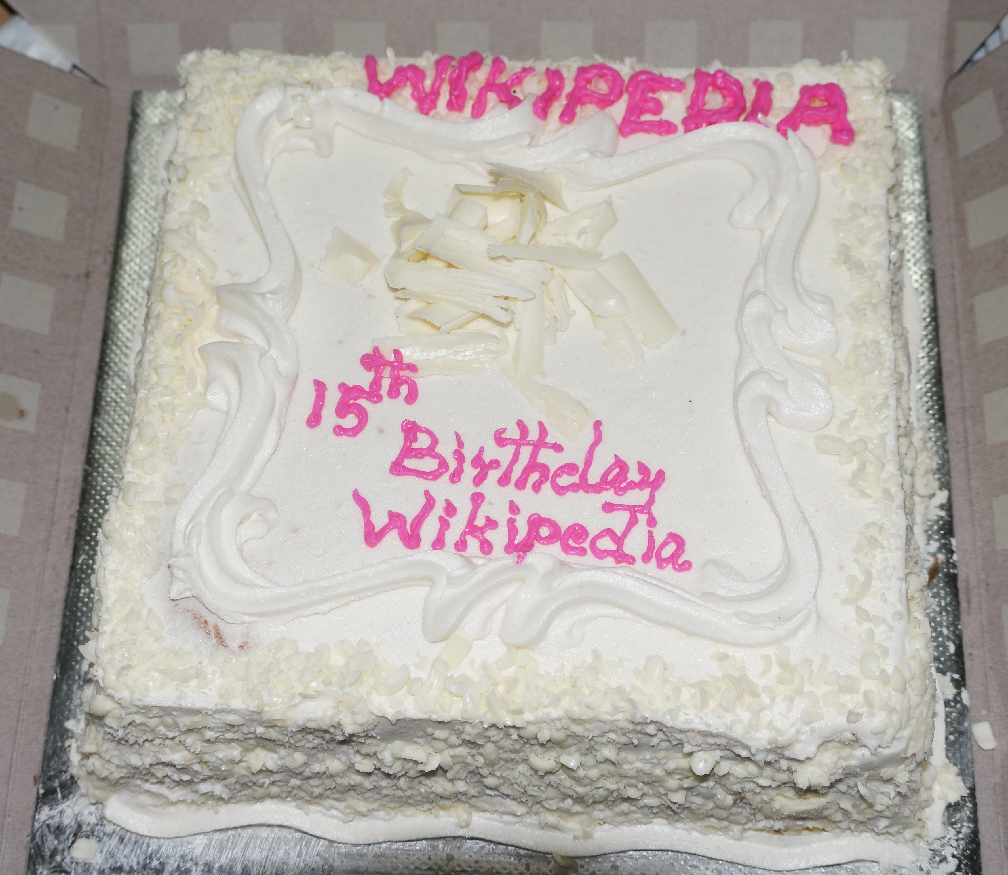 Astonishing File 15 Birthday Cake Kottayam 21 12 17 Jpg Wikimedia Commons Funny Birthday Cards Online Inifofree Goldxyz