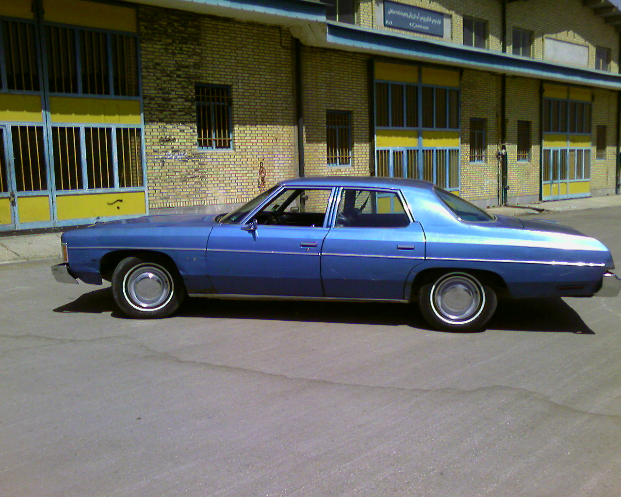 Description 1974 Chevrolet Impala-Right Side.jpg