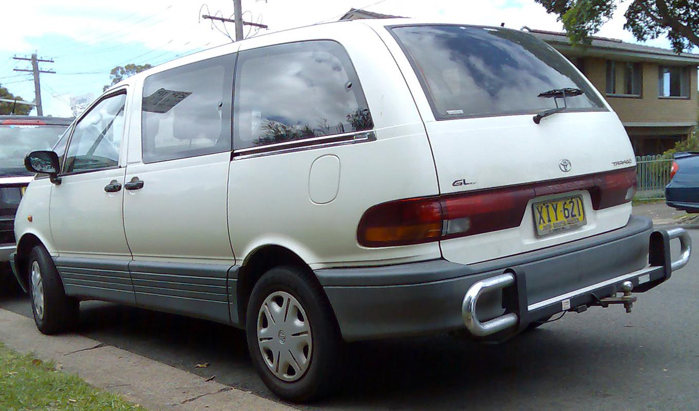 File 1996 2000 Toyota Tarago Tcr10r Gli Van 01 Jpg