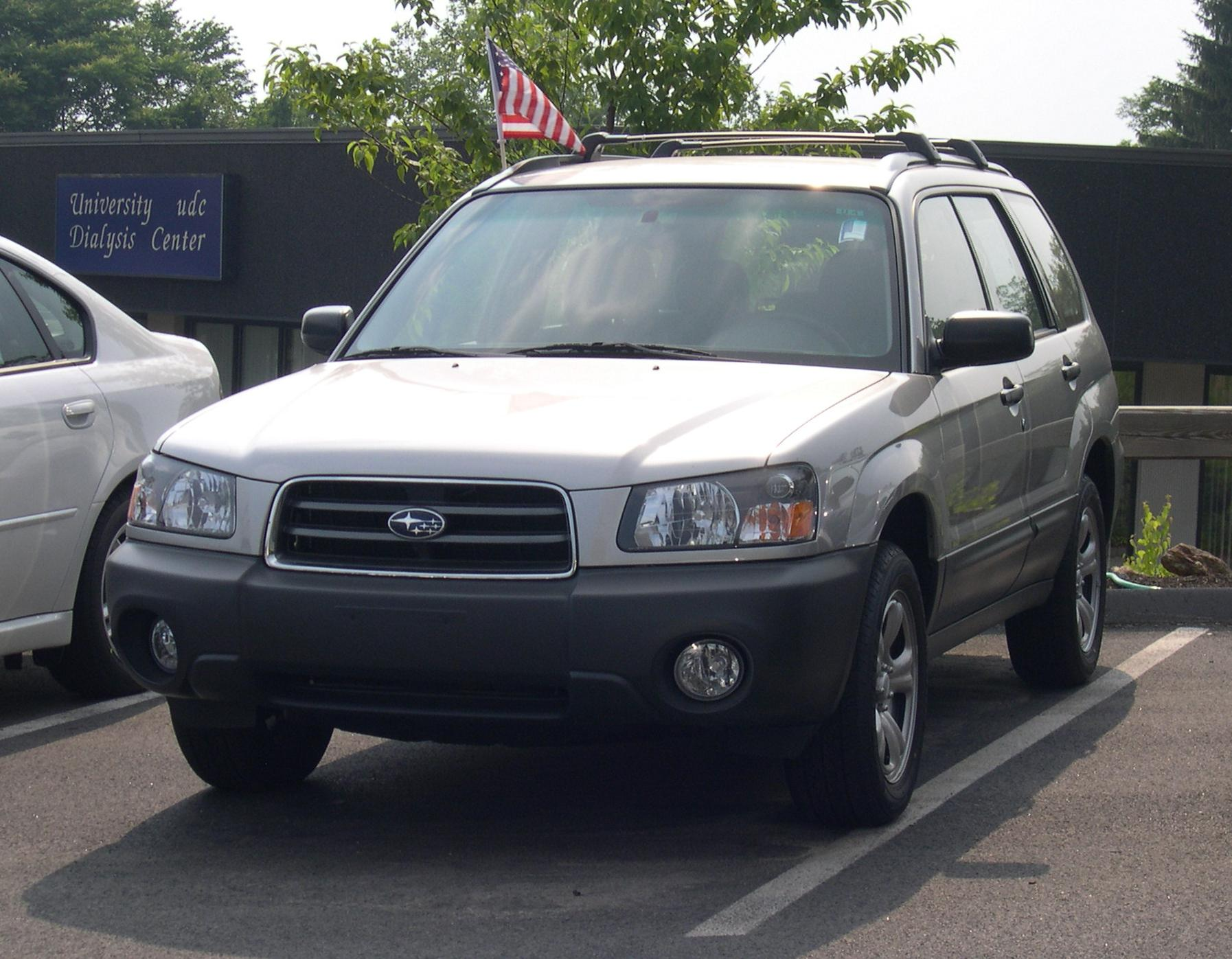 2004 subaru forester xs wagon 2 5l awd manual. Black Bedroom Furniture Sets. Home Design Ideas