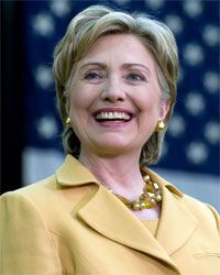 Secetary of State Hilary Clinton, 2009