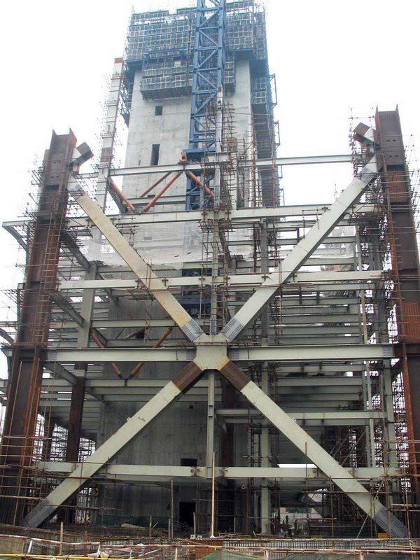 Construction Superstructure Building