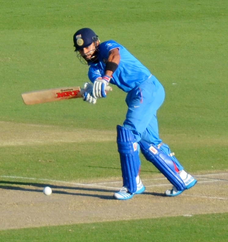 List Of International Cricket Centuries By Virat Kohli