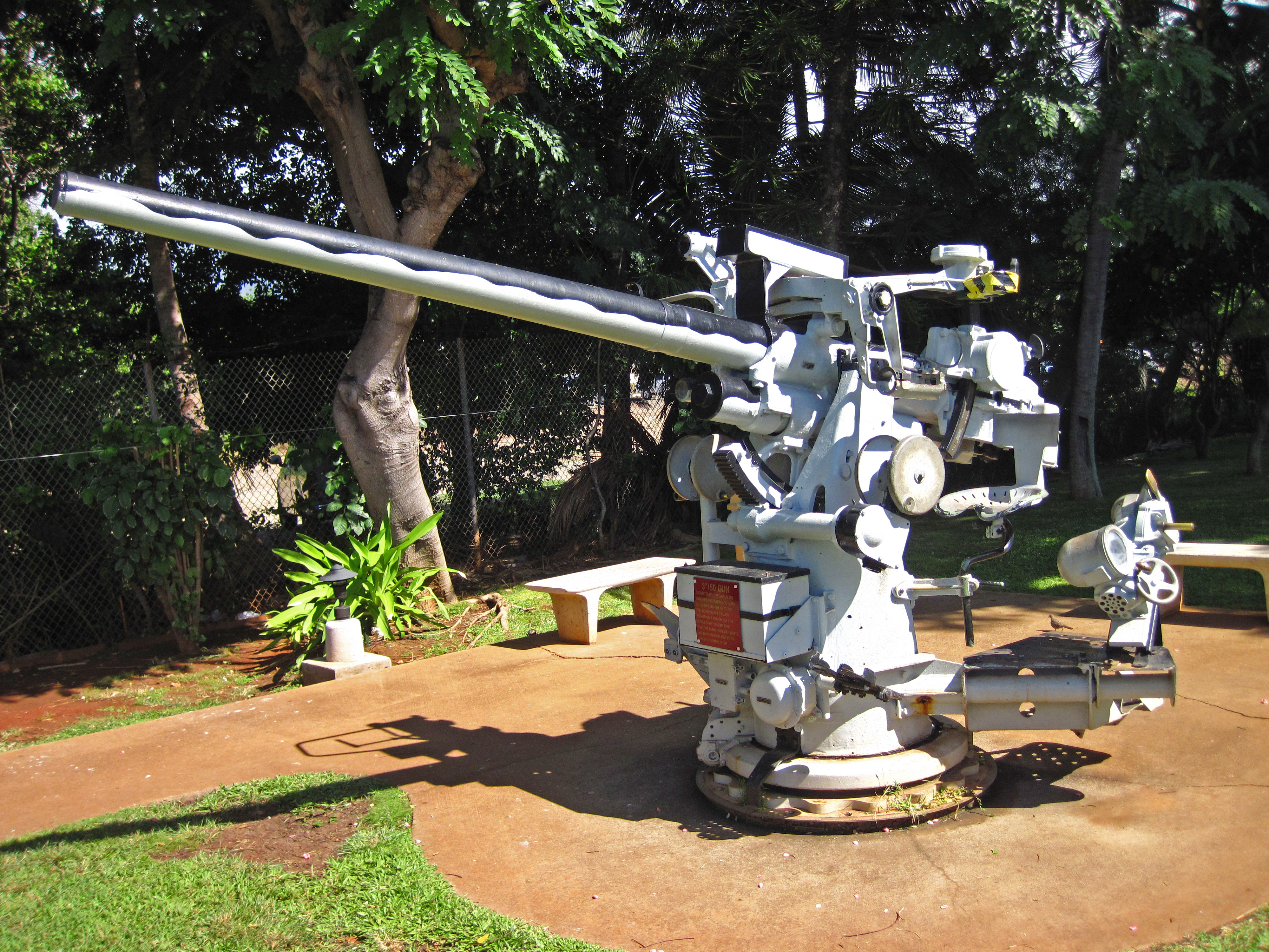 ファイル 3 inch 50 caliber anti aircraft gun jpg wikipedia