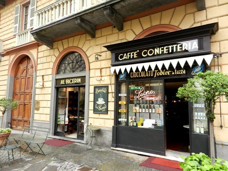 Café Bicerin à Turin - Photo de Geobia