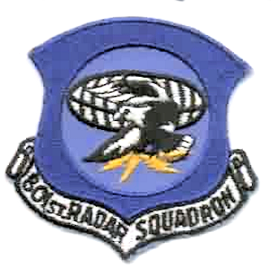 799th Aircraft Control and Warning Squadron