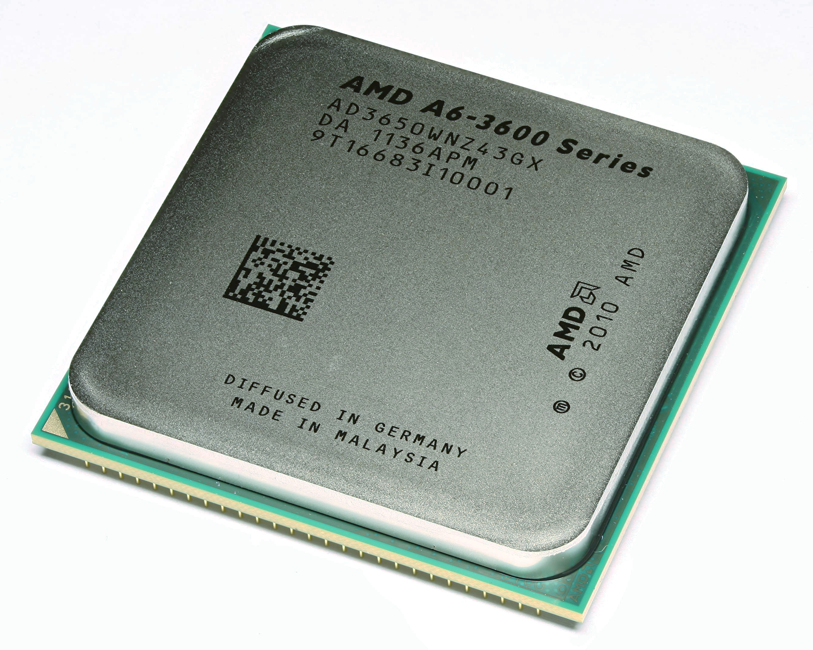 Daftar Harga Prosesor AMD FM1 Terbaru Desember 2012