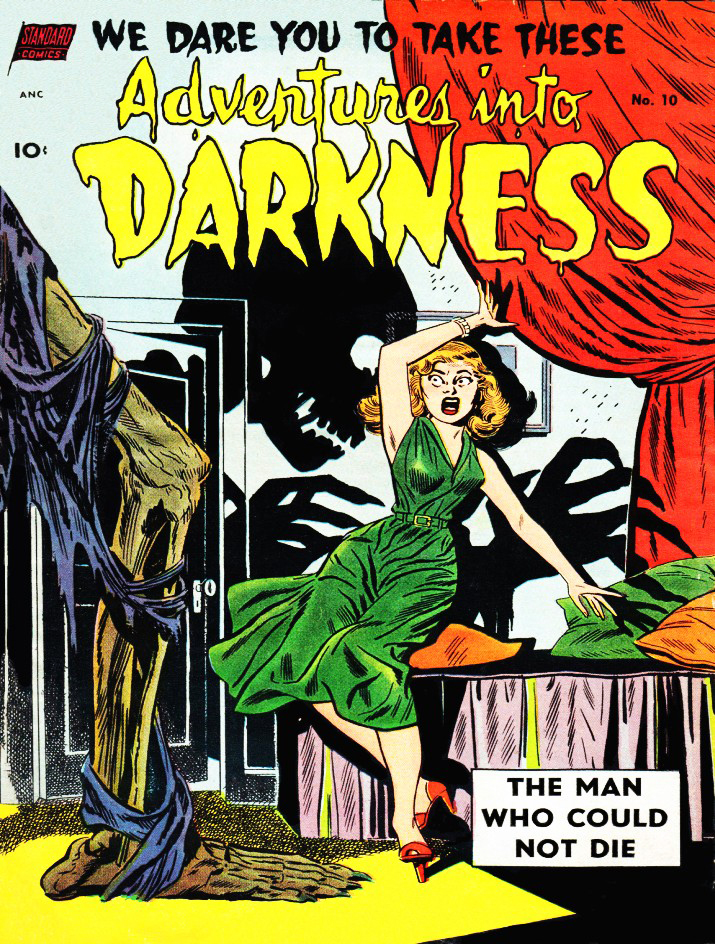 Adventures Into Darkness #10