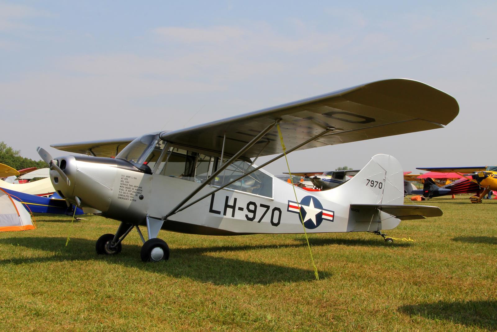 File Aeronca L 16 N1143v Jpg Wikimedia Commons